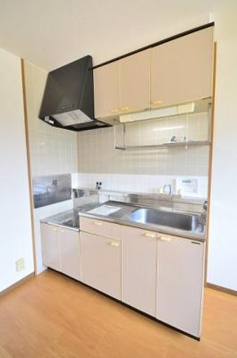【キッチン】ヴィクトワール弐番館
