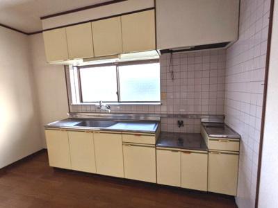 【キッチン】後野1丁目3貸家