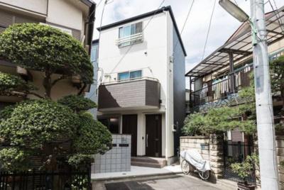 【外観】Higashimukojima House