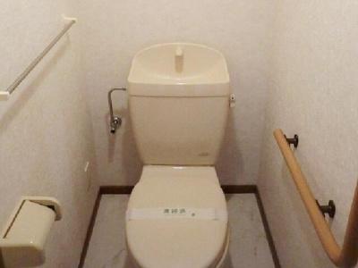 【トイレ】メゾンパルテール3