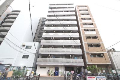 カルム四天王寺 軽量鉄骨造(ALC造) 11階建