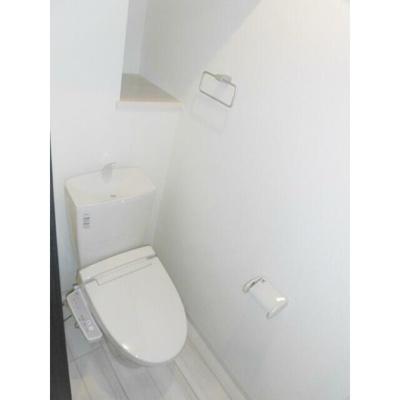 【トイレ】ブランミュールⅡ