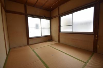 【寝室】竹の内町貸家 (株)Roots