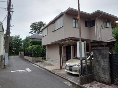 【外観】武蔵野市西久保1丁目 売地