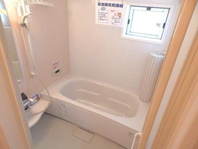 一坪風呂/追い焚き/浴室乾燥付