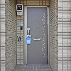 【玄関】カーサ一宮
