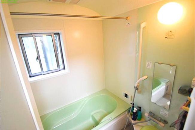 【浴室】上尾市富士見1丁目 中古一戸建て