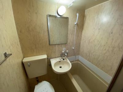 【浴室】ラ・レジダンス・ド・パンデュール