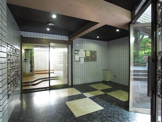 【エントランス】ラ・レジダンス・ド・パンデュール