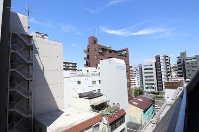 【展望】カルム南堀江
