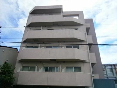 分譲賃貸マンション「シンシア蒲田セカンドステージ」です。