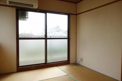 【寝室】ハイツサニーパル (株)Roots