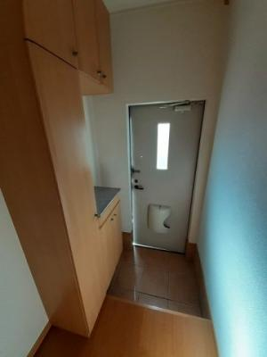 【玄関】ツインコムB