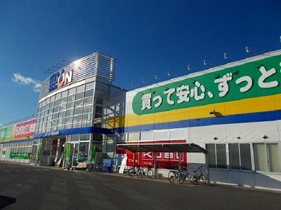 エディオン福山北店まで450m