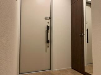 きれいな玄関です同型タイプ