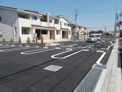 【駐車場】プリムラ1