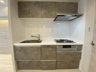 システムキッチン 食洗器