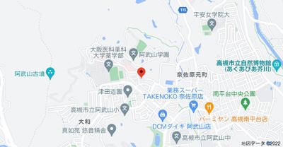 【地図】メゾンエトワール  (株)Roots