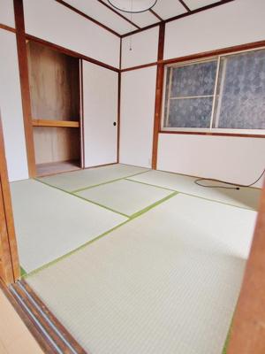 【寝室】竹野内貸家