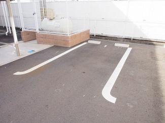 【駐車場】エスポワールマキ