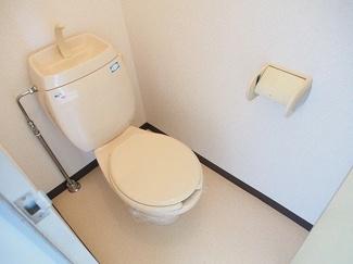 【トイレ】エスポワールマキ