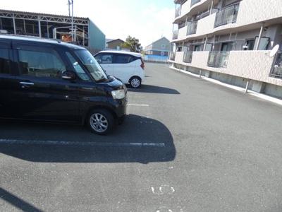 【駐車場】サンパティークK
