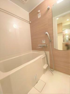 【浴室】ルーブル横濱南太田