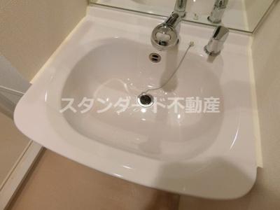 【独立洗面台】プレサンス天満橋チエロ