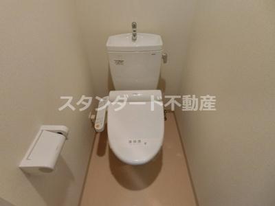 【トイレ】プレサンス天満橋チエロ