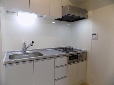 【キッチン】カプリスコート・バードⅠ