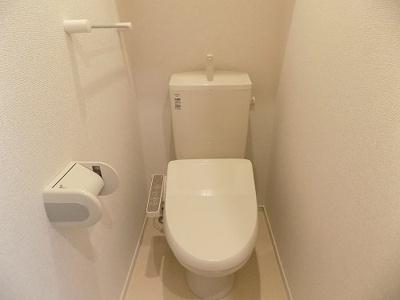【トイレ】カプリスコート・バードⅠ