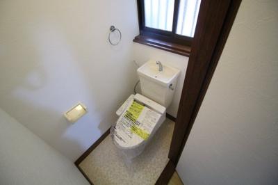 【トイレ】鈴蘭台西町戸建て