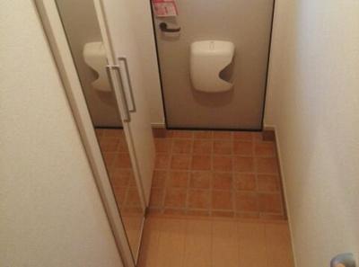 【玄関】ポルトボヌール