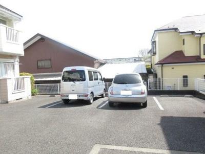 【駐車場】コートヤードA