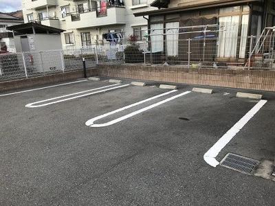【駐車場】Hyu-Forsch~和~