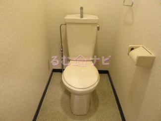 【トイレ】ライオンズマンション日赤通り