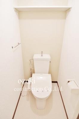 【トイレ】グリーンフィールドAB-A
