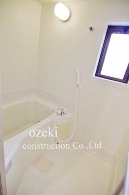 【浴室】グリーンフィールドAB-A