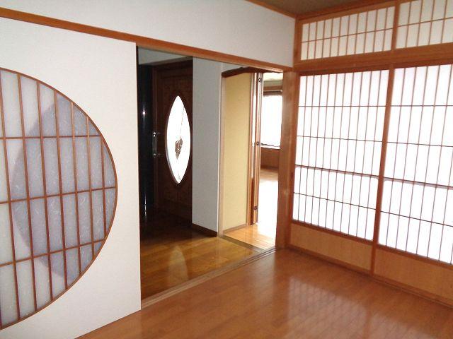 【洋室】南区柏原2丁目戸建