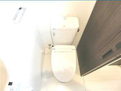 【トイレ】HF世田谷上町レジデンス フリーレント 礼金0 ネット無料