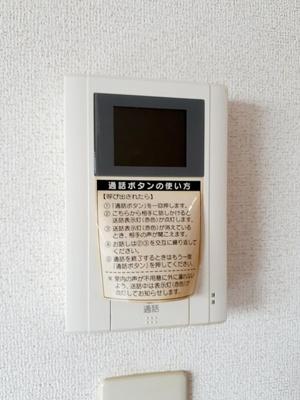 【セキュリティ】ヴィラ・マリーン B