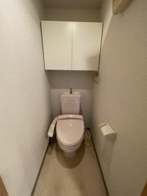 【トイレ】コンフォール南森町