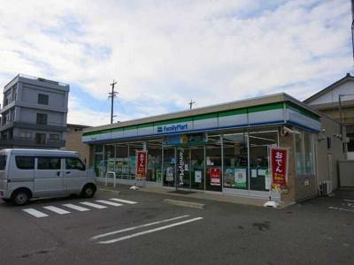 ファミリーマート 岡崎小呂町店まで550m