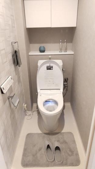 【トイレ】RICイーストコート3番街101号棟(東灘区向洋町中)