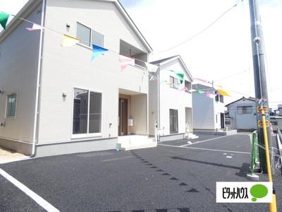 【3号棟】駐車場 駐車スペース2台分☆彡
