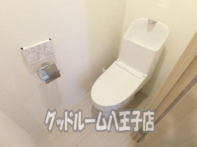 【トイレ】トレジャー西八王子