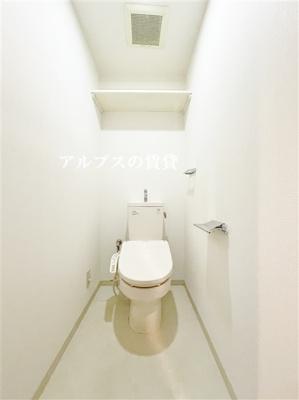 【トイレ】KDXレジデンス横浜関内