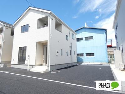 【4号棟】駐車場 駐車スペース2台分☆彡