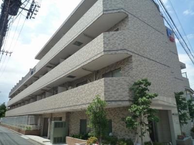東急多摩川線「矢口渡」駅より徒歩10分のマンションです