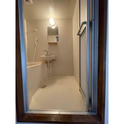 【浴室】鳥越クラシックビル